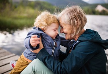 can a grandparent claim a grandchild on taxes