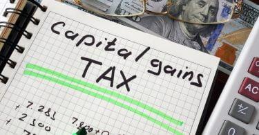 taxes on stocks