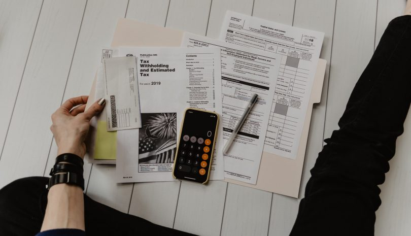 4 Myths About Filing Your Taxes